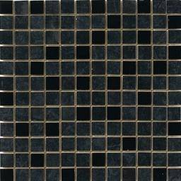 Absolute Mosaico Mix Lustro Nero Marquinia