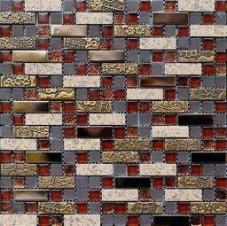 Bronze Brick Mix