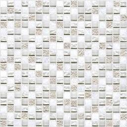 Mosaico Imperia Mix Silver White