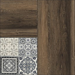 Section Decor Brown