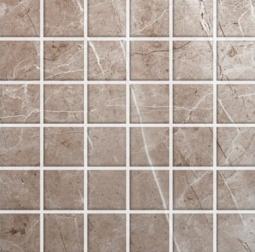 Luxor Mosaic Brown Lappato