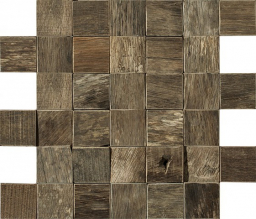 Mosaico Wood Square Antique