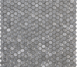 Mosaico Gravity Aluminium Hexagon Metal